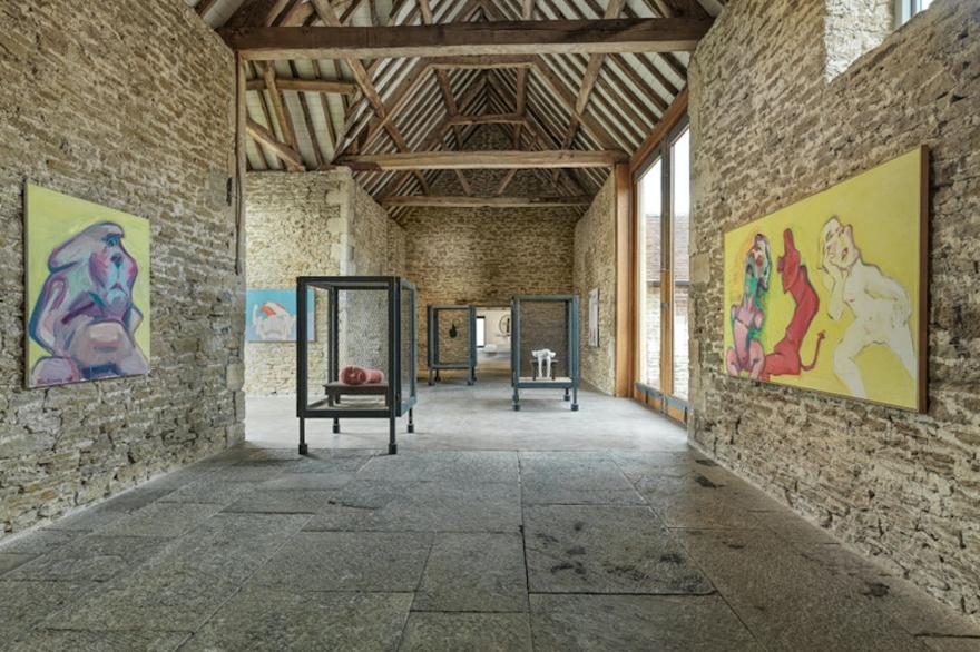 Art near The Bath Arms