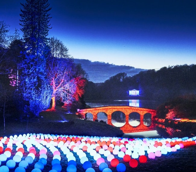 Stourhead Winer Illuminations