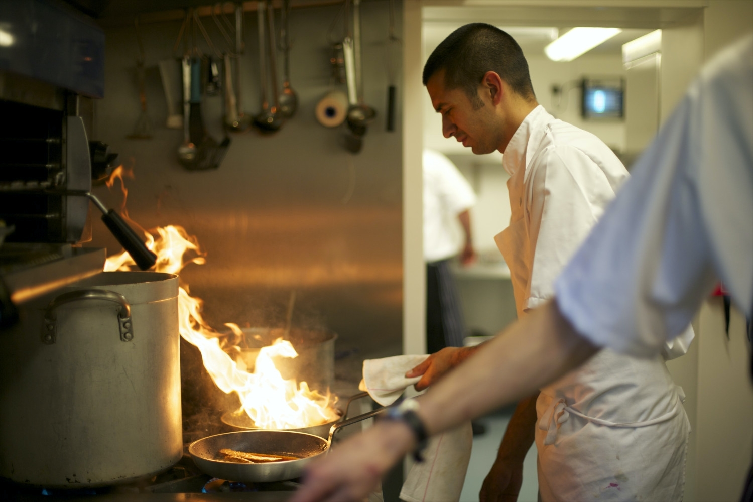 Chef de Partie job vacancy at The Beckford Arms