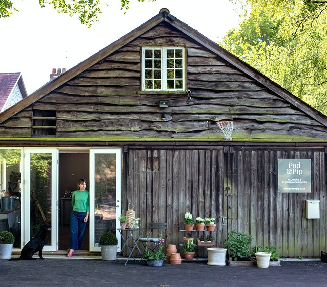Eco Floral Workshop