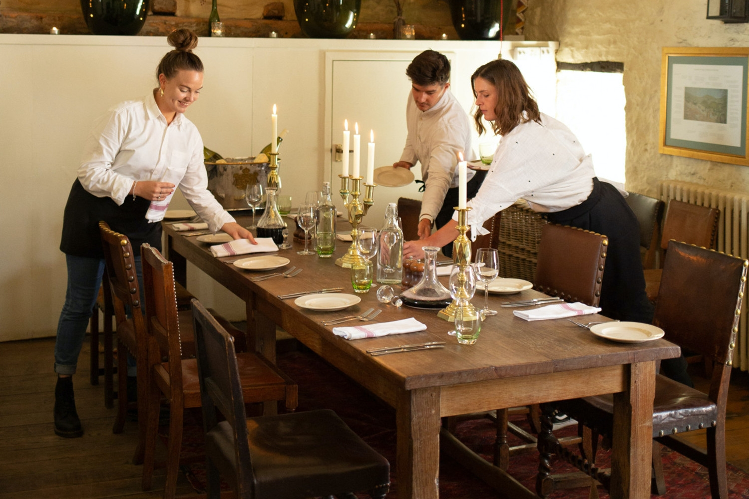 Private Dining Waiter job vacancy at The Beckford Arms