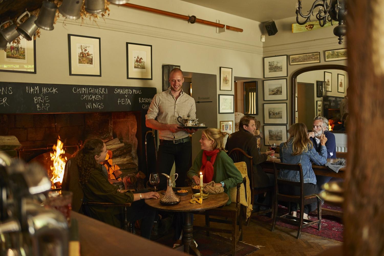 Waiter job vacancy at The Beckford Arms